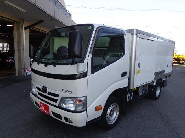 トヨタ 積載1450kg 冷蔵冷凍車