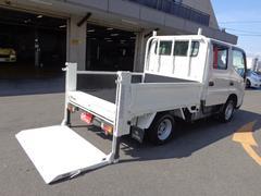 ダイナトラックWキャブ 1.1トン 垂直パワーゲート