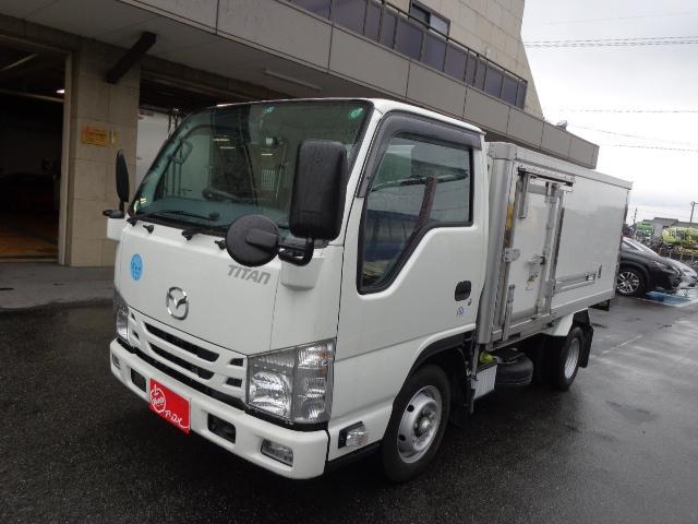 マツダ 1.5トン 低温冷凍車