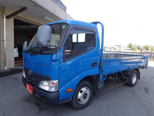 トヨタ 2トン 標準セミロング 車両総重量4465kg