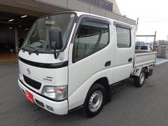 ダイナトラック4WD Wキャブ 積載950kg