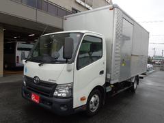 ダイナトラック積載3トン アルミバン バックカメラ