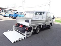 ダイナトラック4WD Wキャブ 積載750kg パワーゲート