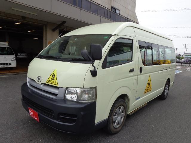 トヨタ 幼児バス 4+18/1.5人乗り