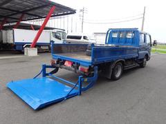 ダイナトラックWキャブ 2トン パワーゲート