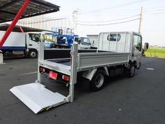 アトラストラック積載1.5トン 垂直パワーゲート