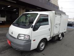 バネットトラック冷蔵冷凍車−25度設定 積載850kg