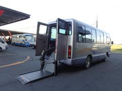シビリアンバス身障者輸送車 10人乗り 自動ドア オートステップ