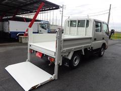 ダイナトラック4WD Wキャブ 800kg 垂直パワーゲート