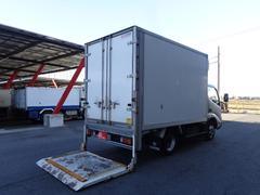 トヨエース2トン 冷蔵冷凍車 垂直パワーゲート