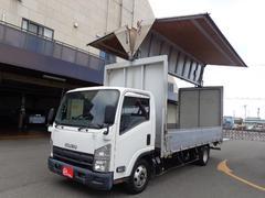 エルフトラック積載2トン アルミウイング