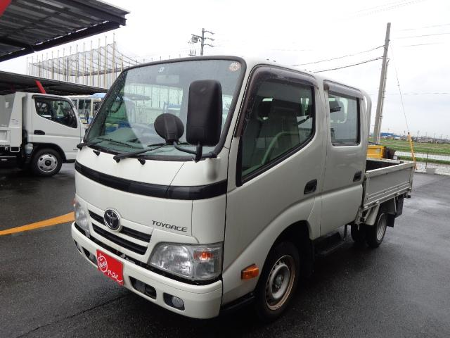 トヨタ Wキャブ 積載1250kg
