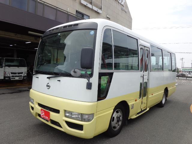 日産 幼児バス ロング 3+51/1.5人乗り