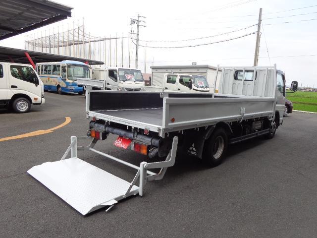 三菱ふそう 4WD 2トン 標準ロング パワーゲート