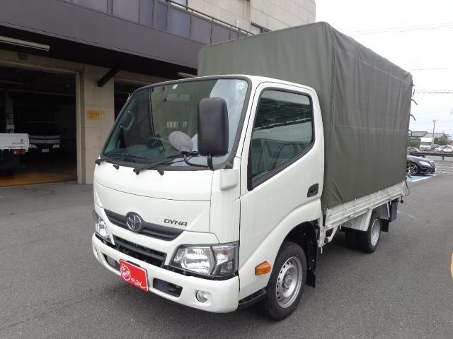 トヨタ 積載1.5トン 幌