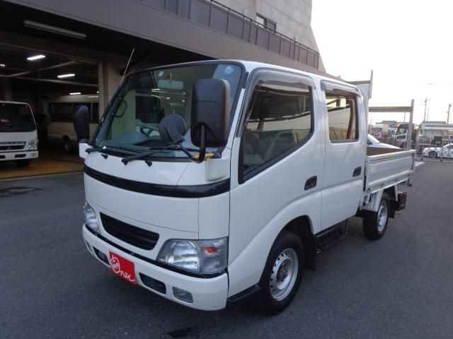 トヨタ 4WD Wキャブ 積載950kg
