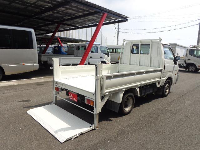 日産 バネットトラック 積載850kg 垂直パワーゲート (なし)