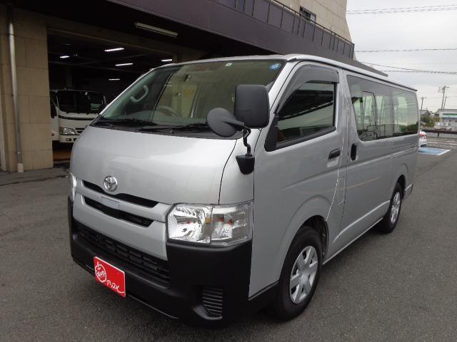 トヨタ DX 3/9人乗り トヨタセーフティセンス