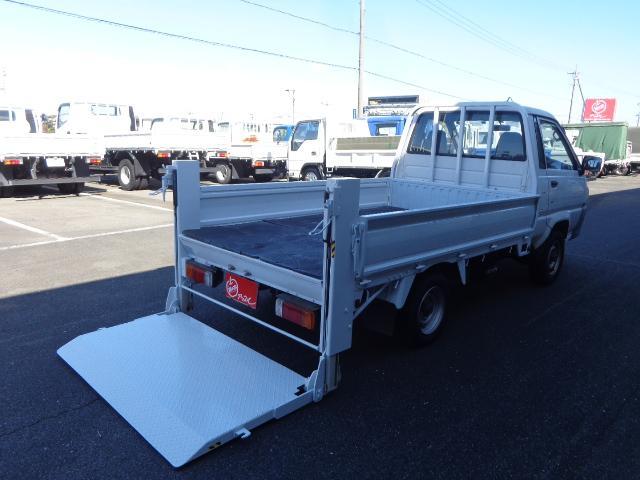 トヨタ タウンエーストラック 積載900kg 垂直パワーゲート ...
