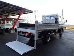 キャンター4WD Wキャブ ワイド2トン 垂直パワーゲート