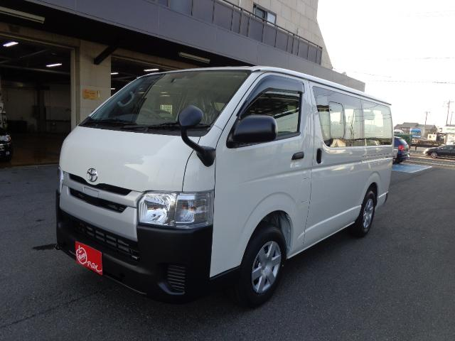トヨタ ロングDX トヨタセーフティセンス