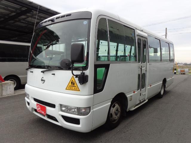 日産 シビリアンバス 幼児バス 3+51/1.5人乗り