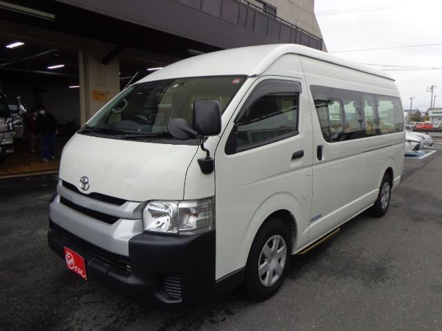 トヨタ 幼児バス
