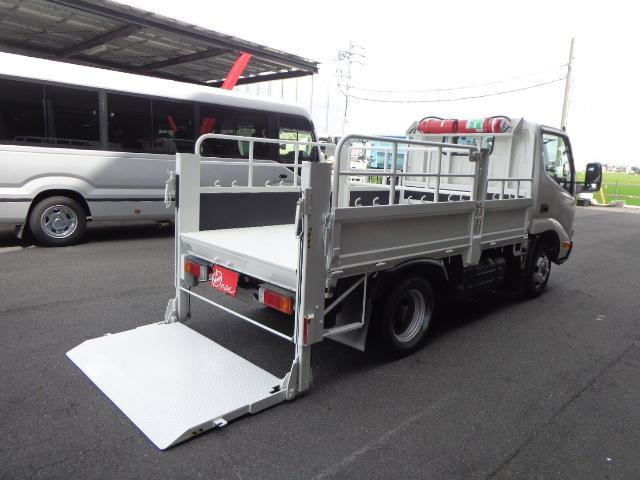 トヨタ ダイナトラック 積載2トン 垂直パワーゲート