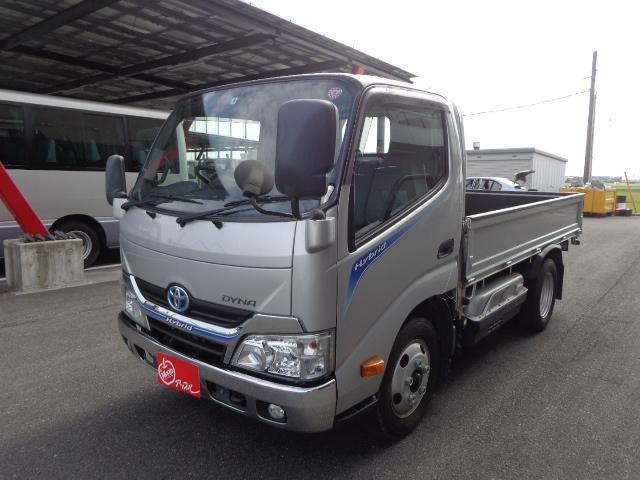 トヨタ ダイナトラック  ハイブリッド 積載2トン