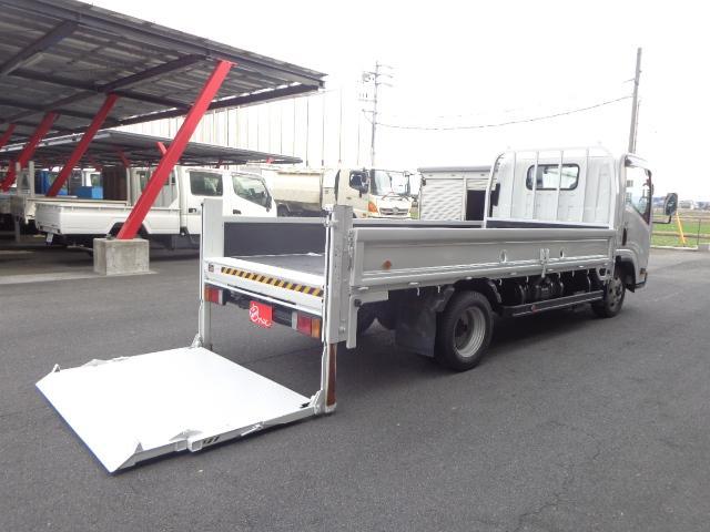 いすゞ  積載2トン 標準ロング 垂直パワーゲート