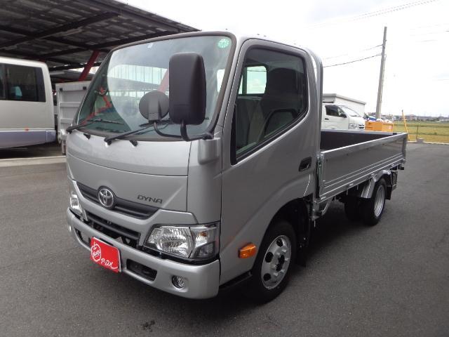 ダイナトラック(トヨタ) ロングフルジャストロー 中古車画像