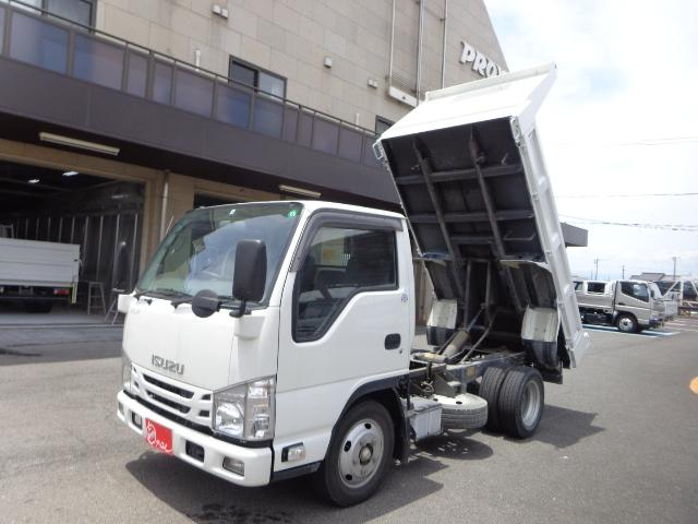 いすゞ エルフトラック  積載2トン ダンプ
