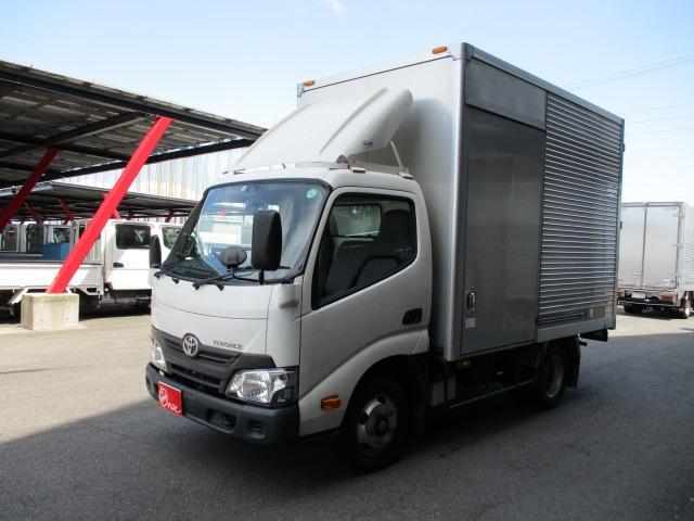 トヨタ  2トン アルミバン プリクラッシュ