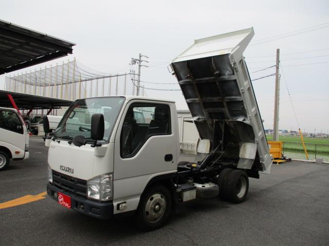 いすゞ エルフトラック  積載2トンダンプ