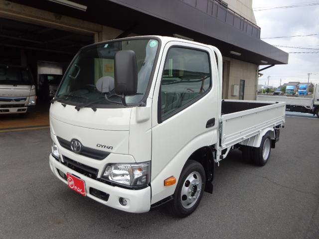 トヨタ ダイナトラック  1.5トン ロングフルジャストロー
