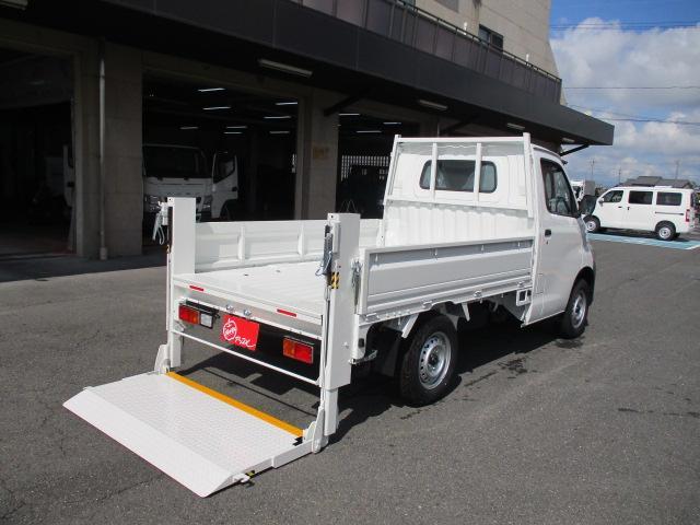 トヨタ  750kg 垂直パワーゲート スマートアシスト