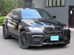 BMW X6 Mベースグレード ハーマンアルミ・エアロ  赤レザー