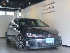 VW ゴルフGTIパフォーマンス 19インチホイール カーボンスチールグレー