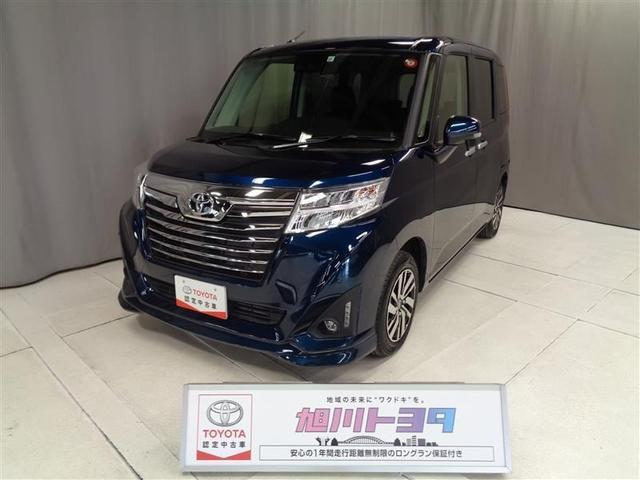 トヨタ カスタムG 4WD SA3