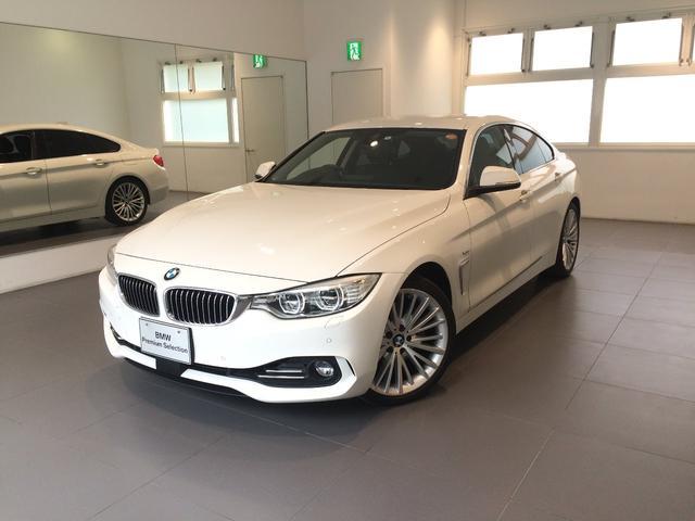 沖縄の中古車 BMW BMW 車両価格 380万円 リ済込 2014(平成26)年 4.3万km ホワイトM