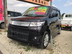 沖縄の中古車 スズキ ワゴンRスティングレー 車両価格 54万円 リ済込 平成23年 7.8万K パープル