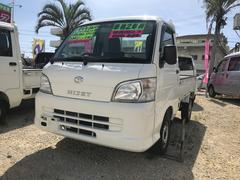沖縄の中古車 ダイハツ ハイゼットトラック 車両価格 54万円 リ済込 平成24年 9.4万K ホワイト