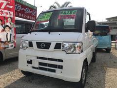 沖縄の中古車 日産 クリッパートラック 車両価格 34万円 リ済込 平成24年 10.9万K ホワイト