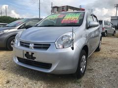 沖縄の中古車 トヨタ パッソ 車両価格 45万円 リ済込 平成25年 4.9万K シルバー