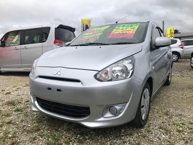 沖縄県の中古車ならミラージュ G 2年保証 ワンセグ ナビ CD プッシュスタート