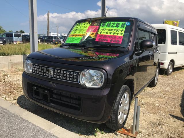 沖縄県の中古車ならアルトラパン XL 2年保証 スマートキー