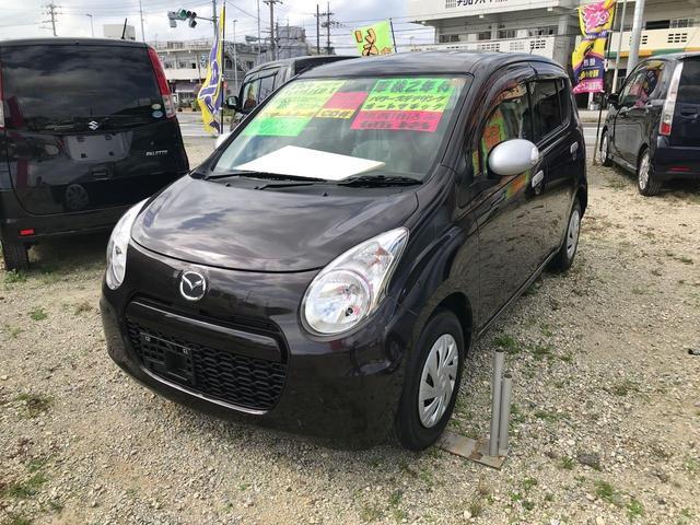 沖縄県の中古車ならキャロルエコ ECO-X スマートキー CD アイドリングストップ ABS