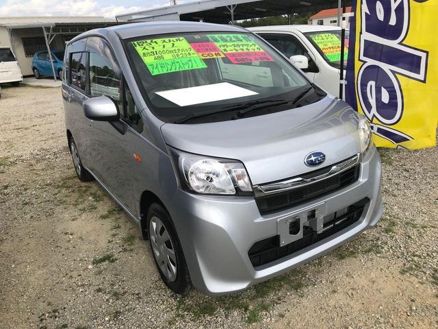 沖縄県の中古車ならステラ L CD ABS アイドリングストップ