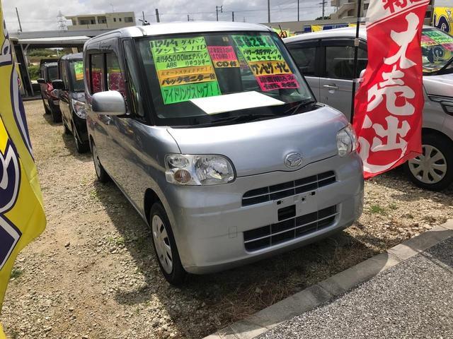 沖縄県の中古車ならタント Xリミテッド