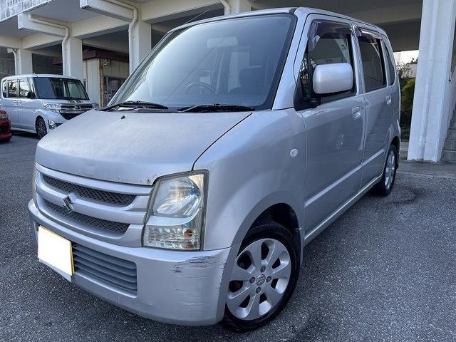 沖縄県うるま市の中古車ならワゴンR FX